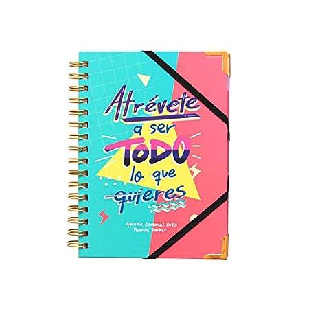 Amazon.com : Diary 2020 Week to View - Pedrita Parker ...
