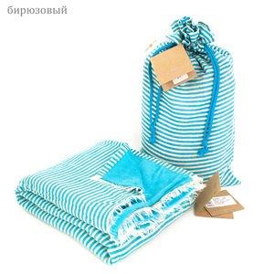 Toalla para sauna/de playa/toalla, algodón y lino, de Trendy con funda: Amazon.es: Hogar