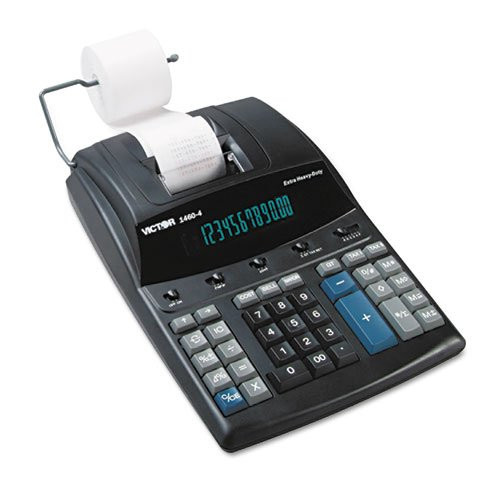 VCT14604 - 1460-4 Extra Heavy-Duty Printing Calculator