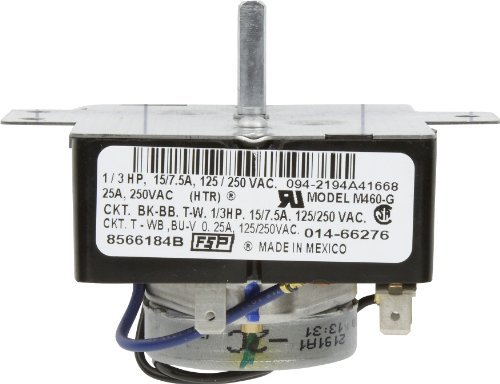 whirlpool 8566184 timer - 3