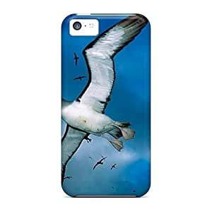 Premium [dRQdY624kDbqM]seagull Flying Over Case For Iphone 5c- Eco-friendly Packaging