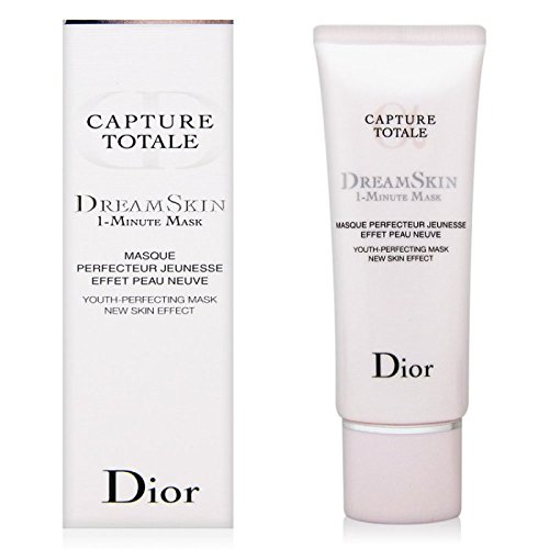 DIOR CAPTURE TOTALE DREAMSKIN - 1 MINUTE MASK 75ML.