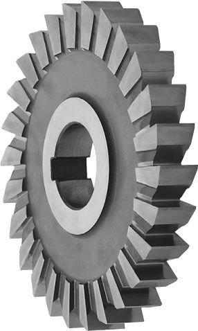 1 ID High Speed Steel 3//8 Width F/&D Tool Company 11642 Straight Tooth Full Radius Side Milling Cutter 3 Diameter