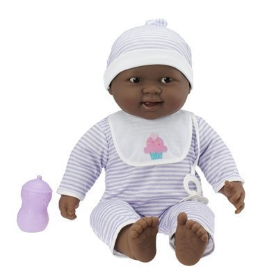 JC Toys 'Lots to Cuddle Babies' African American 20-Inch