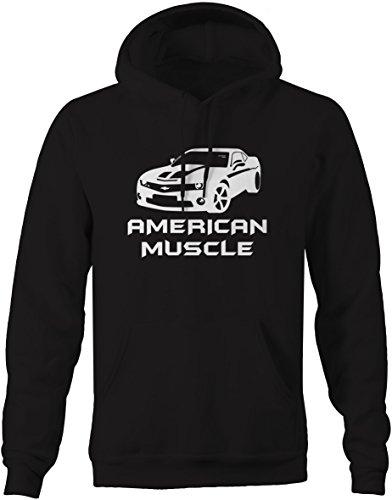 Lifestyle Graphix American Muscle Car - Camaro SS Fast Furious Movie Sweatshirt - XLarge