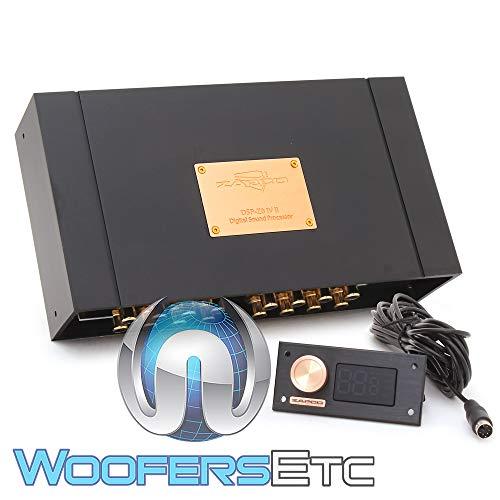 Zapco DSP-Z8 IV II 8-Channel Digital Sound Processor with Digital Streaming by Zapco (Image #8)