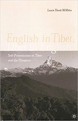 english in tibet tibet in english mcmillin laurie hovell