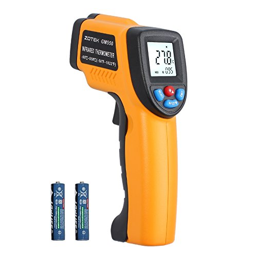 digital appliance thermometer - 5