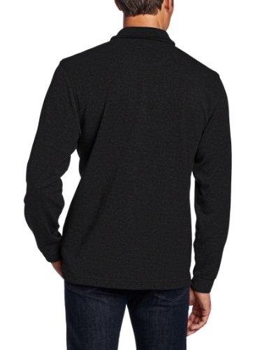 Van Heusen Men's Jaspe Snap Front Pullover