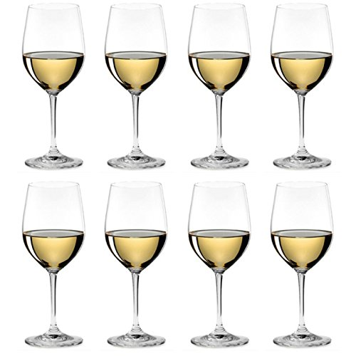 Riedel VINUM Chablis/Chardonnay Glasses, Pay for 6 get 8 by Riedel (Image #2)
