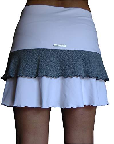 LENNA LEVANN Set de Padel y Tenis Mujer. Conjunto Falda ...