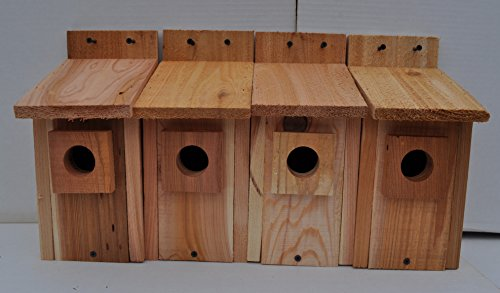 Cedarnest Bluebird Houses 4
