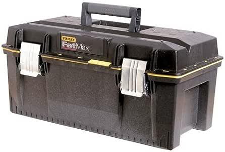 Stanley 023001W Caja de herramientas de espuma estructural de 23 pulgadas: Amazon.es: Bricolaje y herramientas