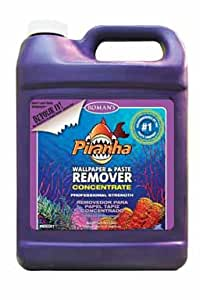 Roman Adhesives 206001 Remover Wallpaper 32 Oz (Pack of 12)
