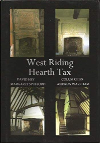 Yorkshire West Riding Hearth Tax Assessment, Lady Day 1672