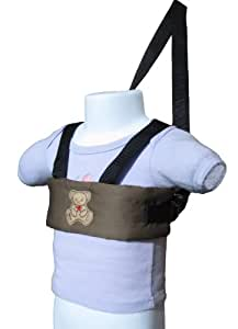 Baby / Toddler Walking Harness (Brown)