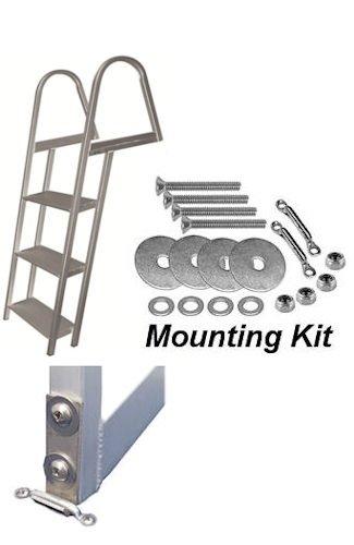 JIF Marine ASE 3 Step Dock Ladder