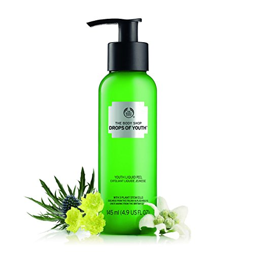 The Body Shop Drops of Youth Liquid Peel, 4.9 Fl Oz (Vegan)