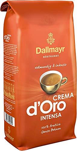 Dallmayr Crema d'Oro 시장 콩, 1ce_e 팩 (1 x 1000 g 가방)