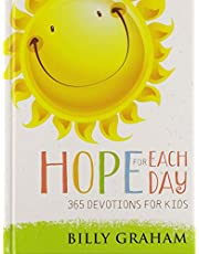 Hope for Each Day: 365 Devotions for Kids
