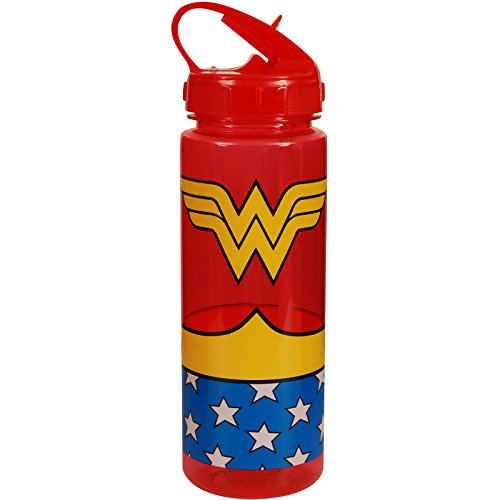 Wonder Woman Uniform 20 oz. Tritan Water Bottle (Sport Uniform For Woman)