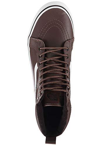 hi Drum Sk8 Rain Sneakers leather Mte Vans Adulte Hautes Mixte Z6pqH