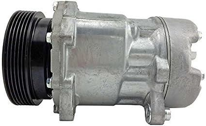 BEHR HELLA SERVICE 8FK 351 125-751 Compresor, aire acondicionado: Amazon.es: Coche y moto