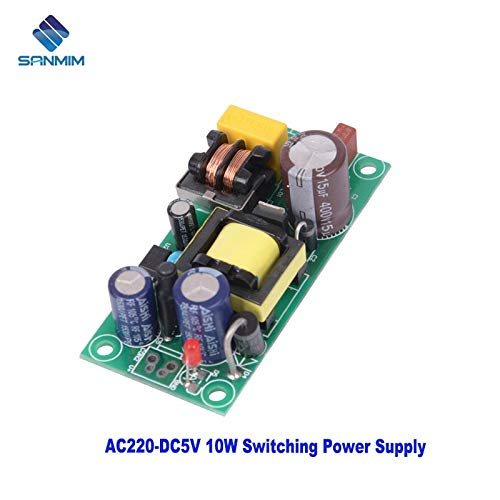 Utini AC220V to DC5V 2A 10W high Performance Power Supply Isolated Switching Power Supply Module 220V to 5V Bare Board PLF12A5V