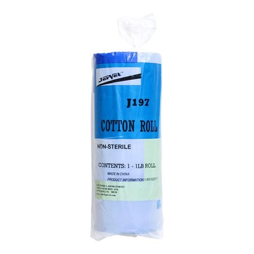 Curity Non Sterile Cotton Roll, 1 Pound by Covidien