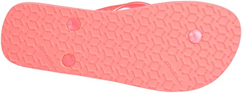 Flip Basic Rosa Chanclas Fw O'neill 2 Peach Flop fluoro Para Mujer 4059 7w5gcEq