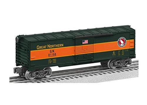 Lionel Trains Great Northern Made in The USA Boxcar ()