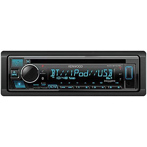 Kenwood KDC-BT378U CD/BT Audio Receiver