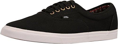 Vans Authentic Lo Pro - Zapatillas de skate unisex (Geo suiting)Black Twill