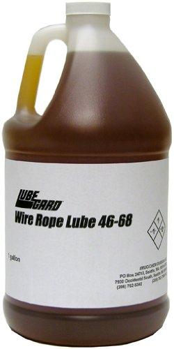 Corrosionx Lubricant - Lubegard 10401 Wire Rope Lubricant 46-68, 1 Gallon