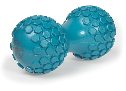 Gaiam Restore Dual-Zone Back Massage Roller