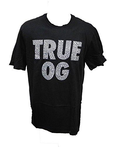 715687a3a1d42f Nike Air Jordan T-Shirt-801582-010-black-x-large - Buy Online in UAE ...