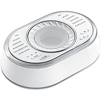 Amazon Com Homedics Ss 2000 Sound Spa Relaxation Sound