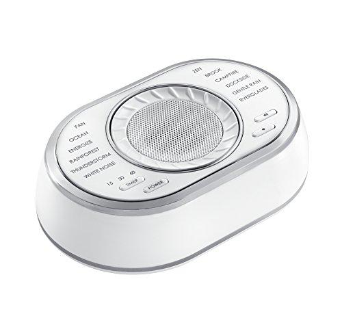 Homedics SoundSpa Ultra Portable Rechargeable Sound Machi...