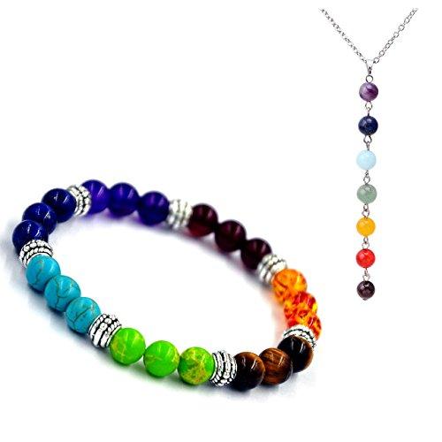 Domika Bracelet Crystal Balancing Necklace