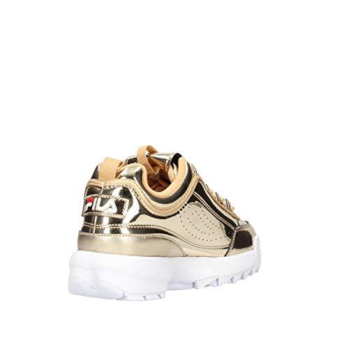 Sneakers Urban Donna Scarpe Gold Fila Oro Uomo RS86wxCq