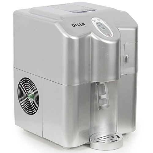 Countertop Ice Cube Maker Canada : ... CounterTop Ice Maker Dispenser Freestanding Cube Machine - Ice Makers