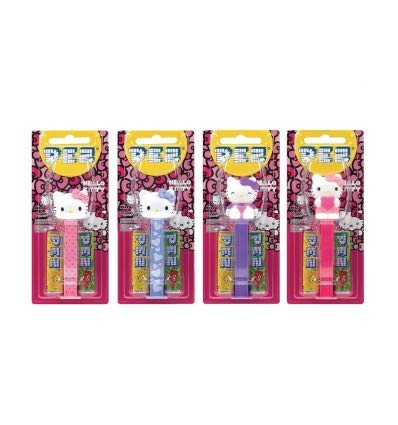 Dispensador de Pez de Hello Kitty x 6