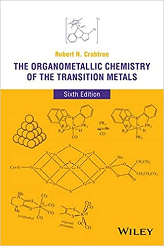 The organometallic chemistry of the transition metals robert h the organometallic chemistry of the transition metals 6th edition fandeluxe Images