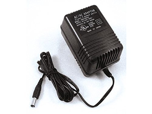 VELLEMAN PS1805ACU NON-REGULATED SINGLE-VOLTAGE ADAPTER - AC INPUT AC OUTPUT - 18 VAC / 500 mA - Non Regulated Adapter