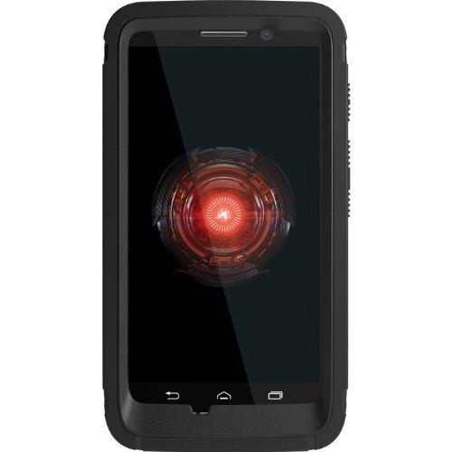 OtterBox Defender Case for Motorola DROID Mini Black Bulk Packaging (Case Only) (Mini Motorola Droid Phone Case)