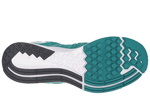 8 Hyper Turquoise Donna Corsa Wmns Air da Scarpe Teal Nike Rio Zoom Elite 0P7wIq