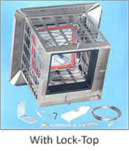 American Packing & Gasket Premium Damper Cap Combo with Lock-Top - 8