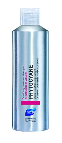 PHYTOCYANE Botanical Densifying Shampoo | Thinning Hair, Women | Drug-Free, Cosmetic & Anti-Aging Benefit | Promotes Fuller Thicker Hair, Healthy Hair Growth | Keratin | Paraben, Silicone, Gluten Free