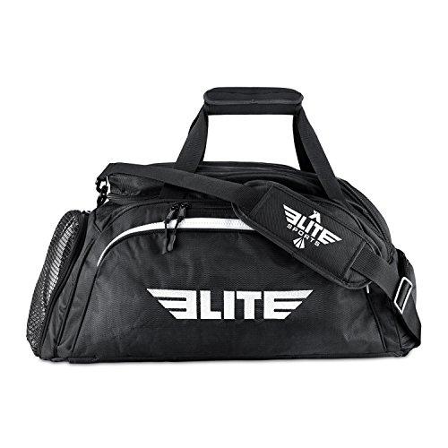 Elite Sports Warrior Boxing MMA BJJ Gear Gym Duffel Backpack Bag – DiZiSports Store