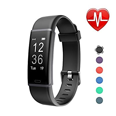 LETSCOM Fitness Tracker, Heart Rate Monitor Bluetooth Activity Tracker Watch with Sleep Monitor, Step Counter, Calorie Counter, Waterproof Pedometer Watch for Kids Women and Men - 4012065 , B07FCJL7TL , 454_B07FCJL7TL , 31.98 , LETSCOM-Fitness-Tracker-Heart-Rate-Monitor-Bluetooth-Activity-Tracker-Watch-with-Sleep-Monitor-Step-Counter-Calorie-Counter-Waterproof-Pedometer-Watch-for-Kids-Women-and-Men-454_B07FCJL7TL , usexpress.v